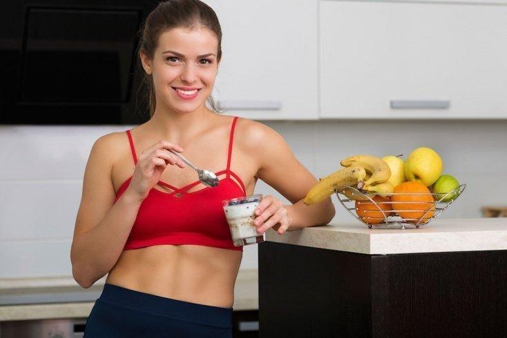 Красота и здоровье: питание для плоского живота