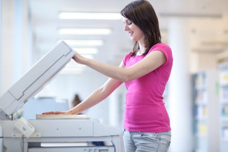 Принтеры и копиры: тонер