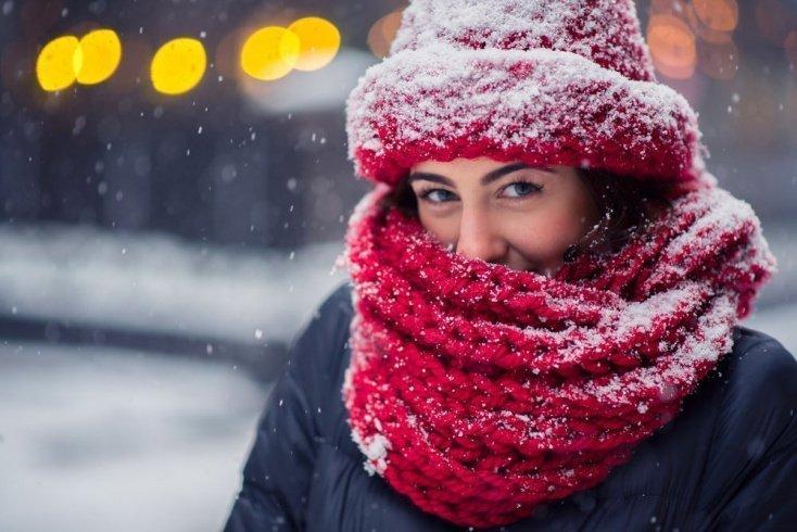 Обморожения и переохлаждения в новогодние праздники