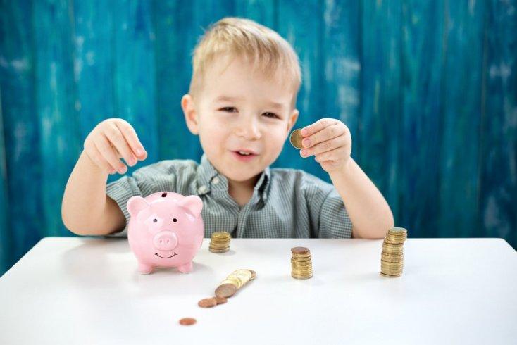 Деньги детям — зло?