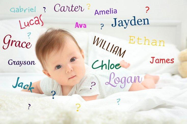 Когда нужно выбирать имя для своего ребенка?